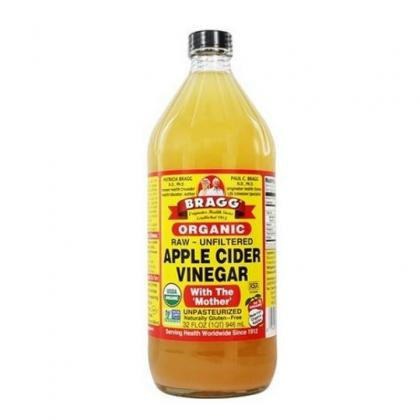 Брэгг яблочный уксус Органик
