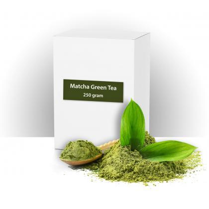 Адаптоген: Зеленый чай Маття