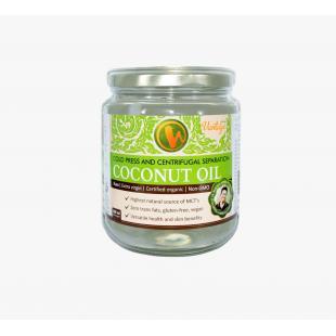 Coconut Oil Centrifugal Separation (Thailand, ORGANIC)