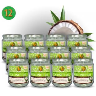 Coconut Oil Centrifugal Separation Vantage - 12 pieces (ORGANIC)