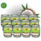 Coconut Oil Centrifugal Separation Vantage - 12 pieces (ORGANIC)
