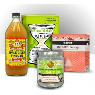 Health Kit - Recommended by Dr. Mujibur (ORGANIC)